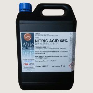 اسید نیتریک صنعتی