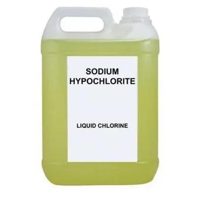 آب ژاول صنعتی ( سدیم هیپو کلریت)